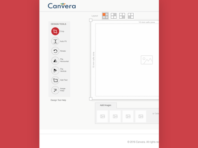 Image editor wireframe ui for canvera web image editor canvera web app image editor ui canvera. editor ui image editor
