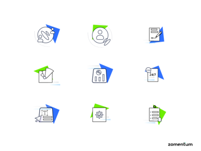 Ultimate icon design for MSP CRM