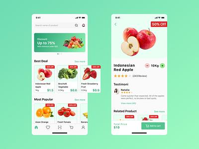 Groceries App groceries app online groceries groceries app mobile mobile app interface design user experience user interface ux ui