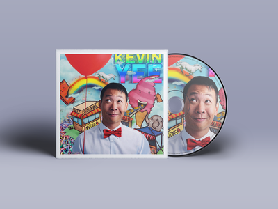 Kevin Yee - Cd Cover