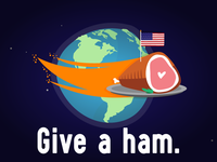 Give A Ham.