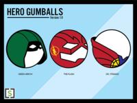 Hero Gumballs