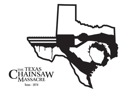 Texas Chainsaw Massacre - In Texas use leather face scary shirt horror massacre chainsaw texas