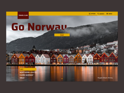 Norway Travel web site