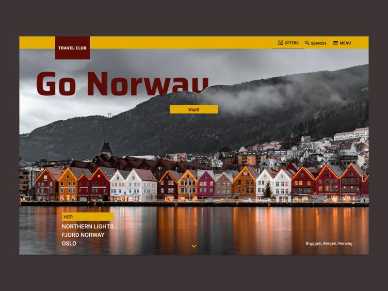 Norway Travel web site