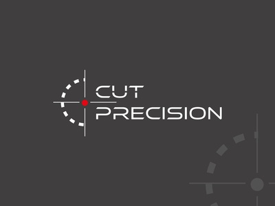 Logo for Cut Precision