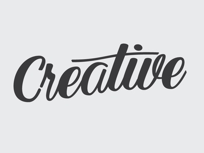 Creative Type wip creative lettering brush lettering script typography