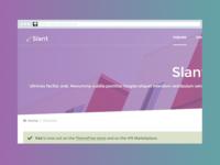 Slant Preview [WIP]