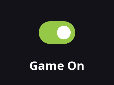 Game On is Live!