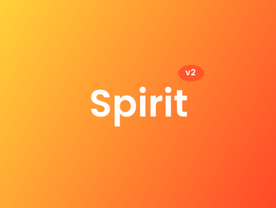 Spirit 2 is Officially Released!