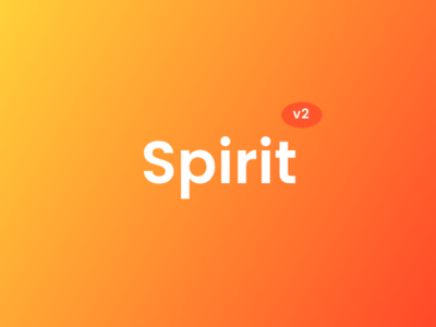 Spirit 2 is Officially Released! spirit 2 responsiveness page ip board themetree