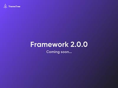 Framework 2: Coming Soon blog article framework 2 coming framework ip board themetree