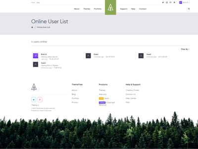 ThemeTree 4 Is Getting a Makeover [WIP] wip makeover getting themetree 4 themetree