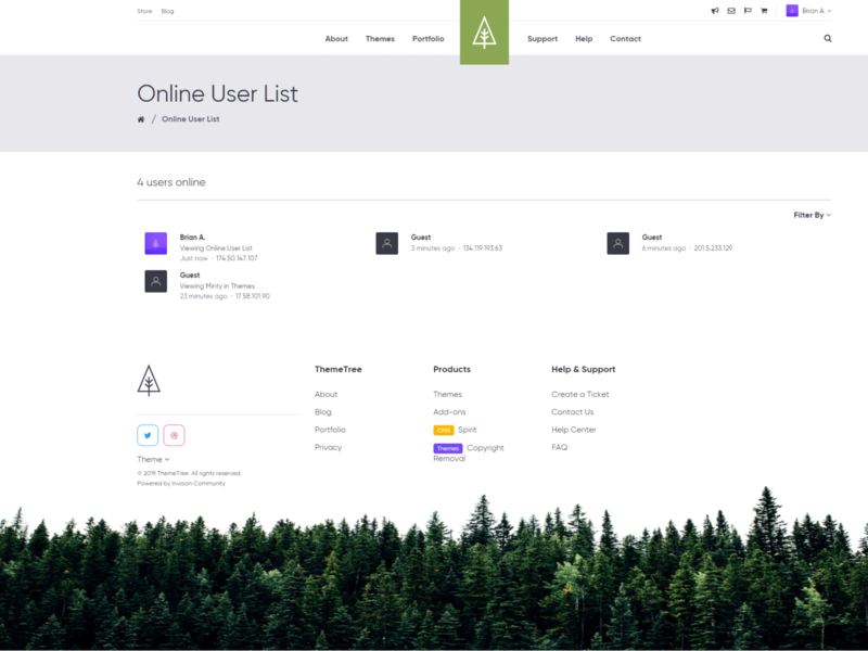 ThemeTree 4 Is Getting a Makeover [WIP]