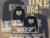 Rise As One - High School Football Campaign