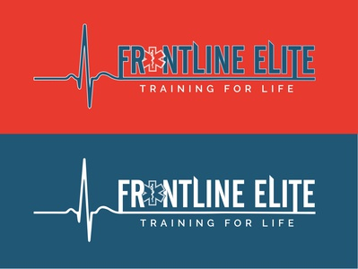 Frontline Elite - EMS Training Logo (WIP)