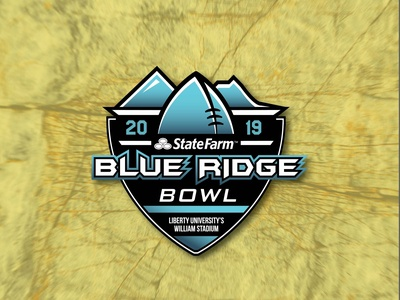 Blue Ridge Bowl - Football Tournament Logo