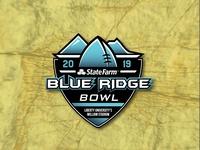 Blue Ridge Bowl - Football Tournament Logo