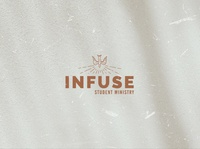 Infuse Student Ministry - Youth Group Logo