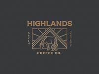 Highlands Coffee Company - #dailylogochallenge