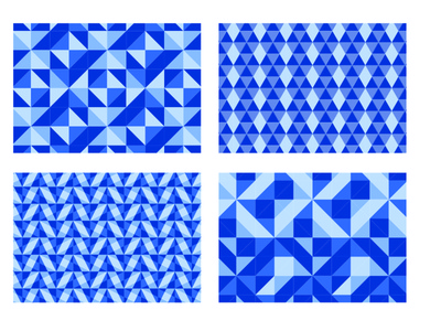Geometric Seamless Pattern Vol.2