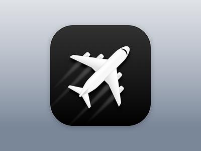 Flighty App Icon flighty plane icon app icon