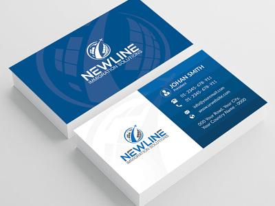 Business Card Template graphic design business card banner ads flyer design flyer branding design template