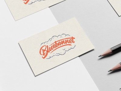 Custom Typography custom type business card custom lettering wordmark typography creative wiltshire logo design logo branding