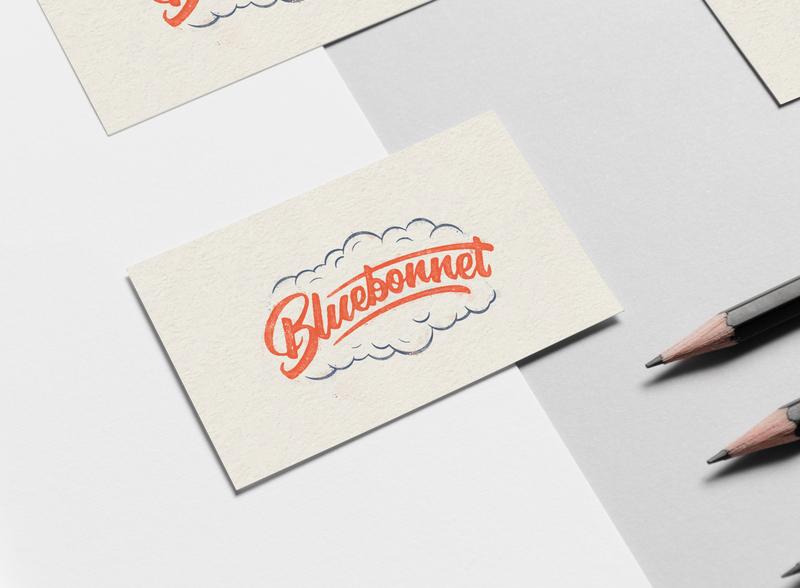 Custom Typography custom type business card custom lettering wordmark typography creative wiltshire logo design logo branding