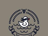 Pirate duck big