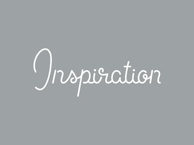 Inspiration lettering monoweight sticker stickermule script type design dribbble typography custom type