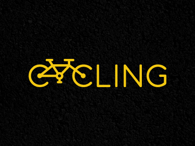 Cycling cycling sport cycle bike bicycle design logo year 52 recreation week wheel health