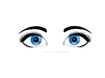 Eye | Illustration icon vector illustration design vision eye illustrated