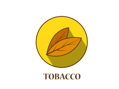 Tobacco leaves 2