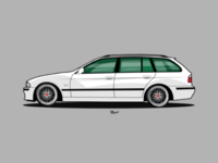 Station Wagon E39