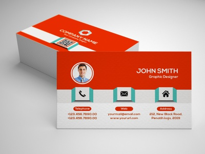 Corporate Business card photoshop logo modern print branding corporate business card business card illustration brandidentity branding and identity creative design adobe illustrator