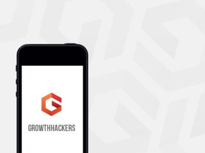 Logo design for growthhackers logo design artwork