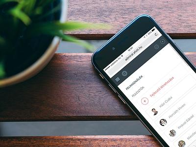 User dashboard dashboard responsive mobile app