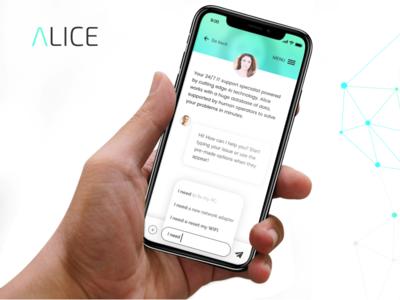 Mobile app chatbot, AI conversations ios concept validation chatbot ux chatbot ui ai chatbot mobile app