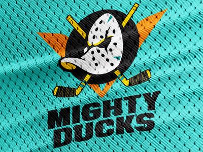 Mighty Ducks Brand ReFRESH