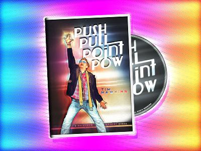 Push Pull DVD Cover Art