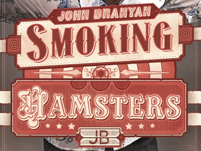 """Smoking Hamsters"" DVD Close-Up dvd cover western smoking hamsters"
