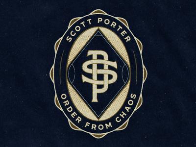 Scott Porter Badge