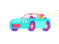 How a car rental should feel like