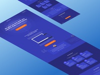 Landing Page for Agency Presentation