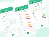 NutriMe UI [Screens exploration]