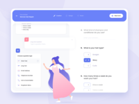 Web App Forward Forms