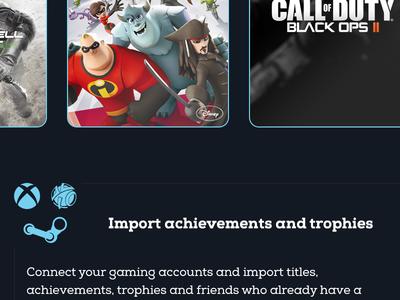 Account Import