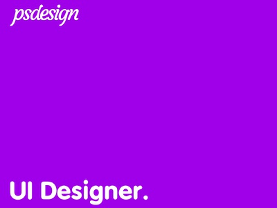v11 blog gaming design web website vag rounded purple portfolio