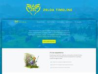 Zelda Timeline Home Page
